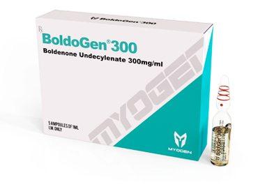 injectable steroid boldenone undecylenate boldogen 300