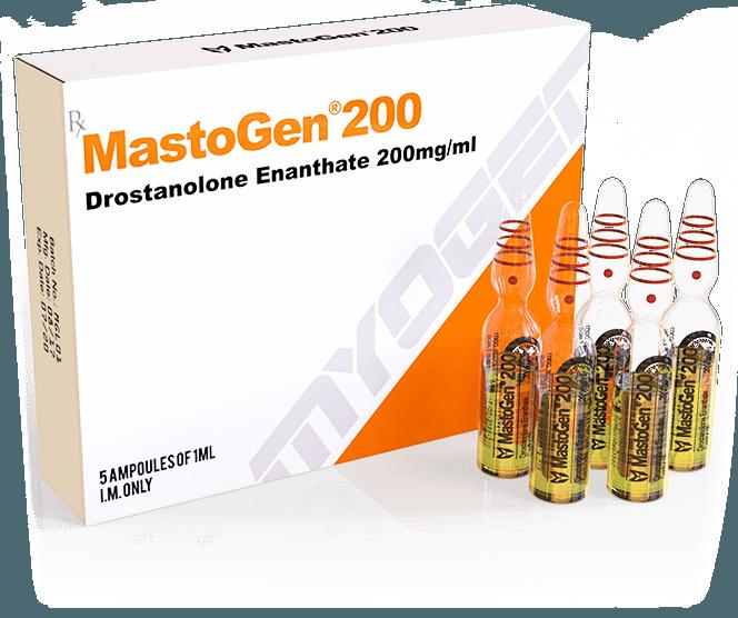 MastoGen 200 Drostanolone Enanthate