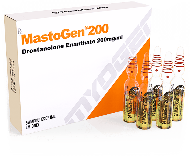 MastoGen 200 Drostanolon Enanthate