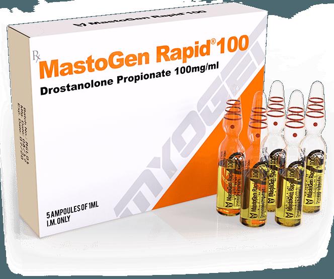 mastogeeninen nopea 100-drostanoloni-propionaatti