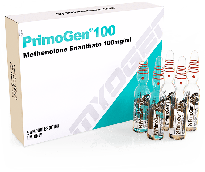 Primogen 100 Methenolon Enanthate