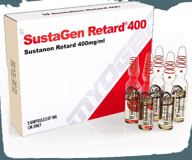 SustaGen Retard 400(Sustanon 400)