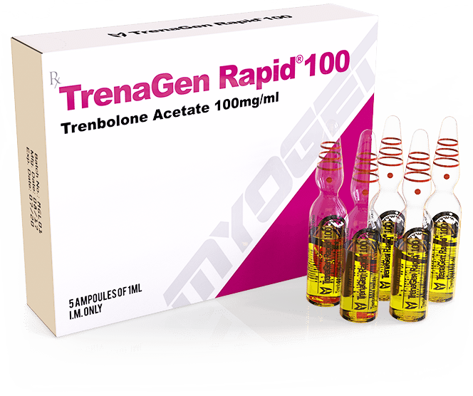 trenagen rapid 100 trenbolone acetate