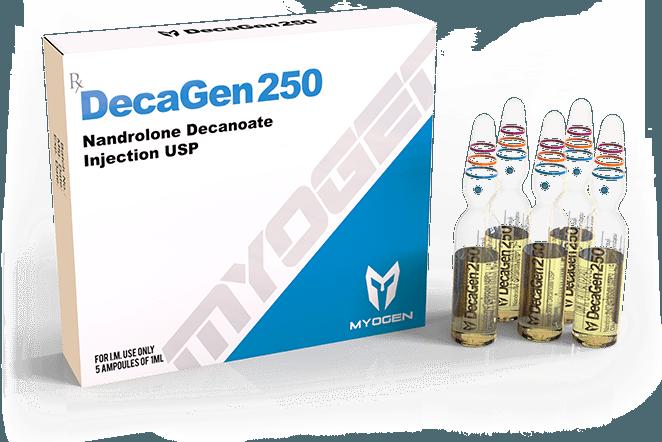 DecaGen 250 Нандролон деканоат Дека-Дураболин