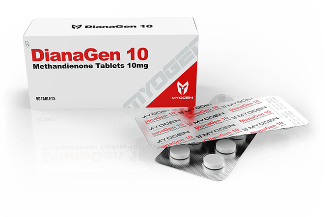 Dianagen Dianabol Methandienone